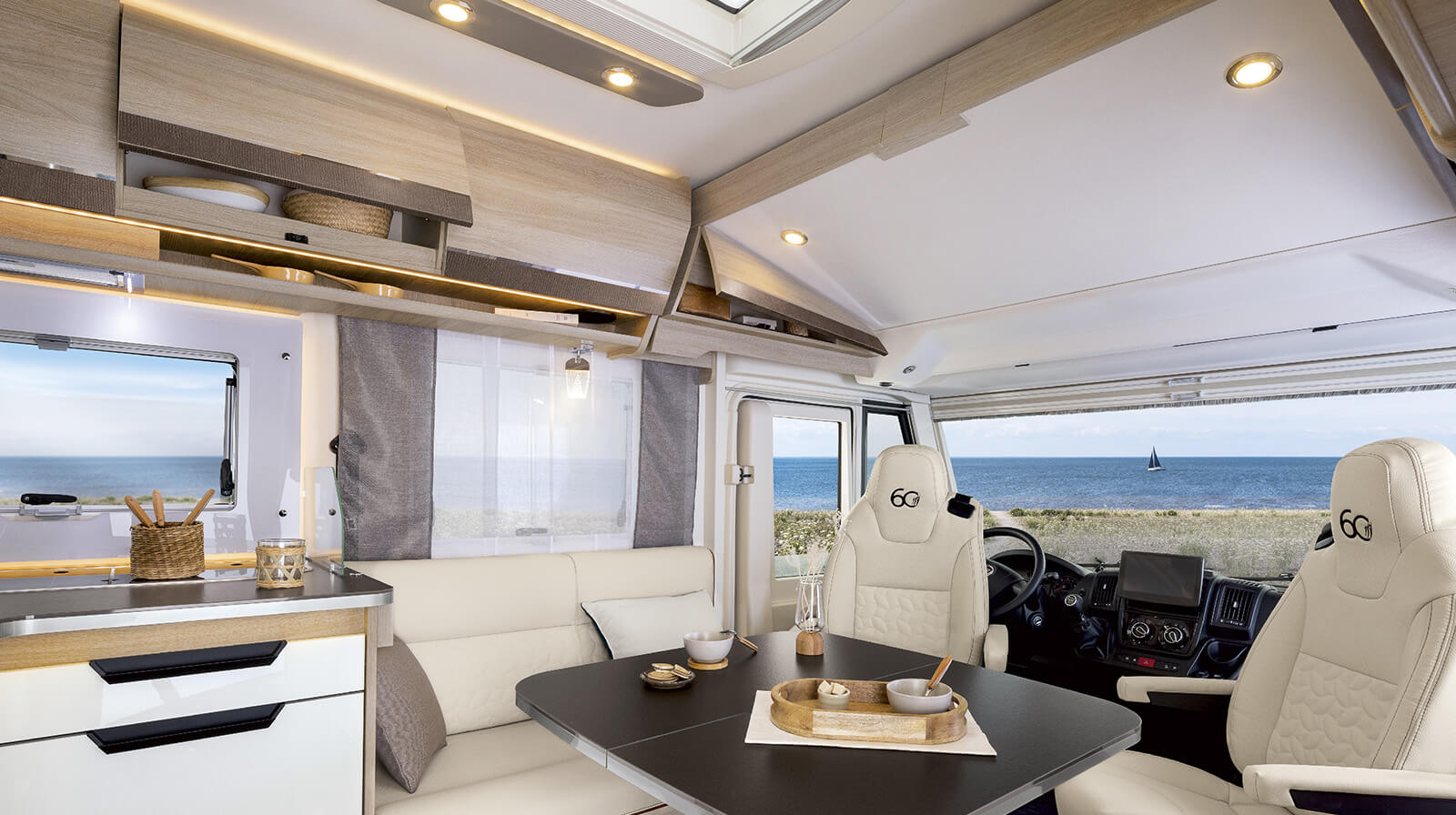 Interior photos RAPIDO Motorhome 8096dF