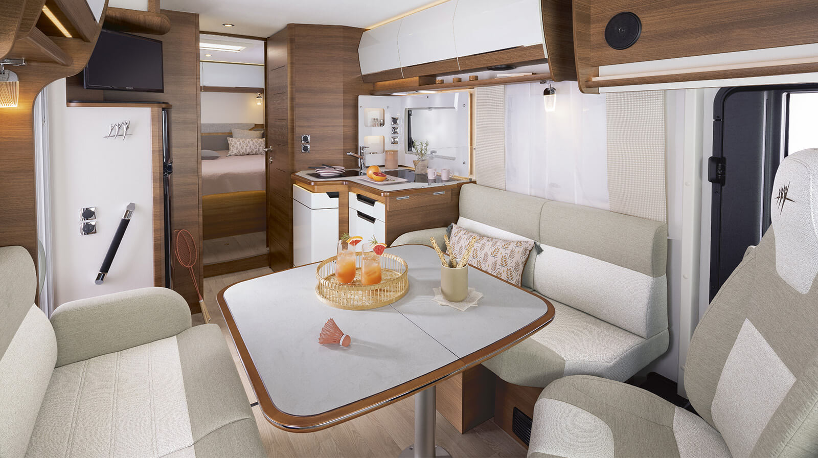 Interior photos RAPIDO Motorhome 896F