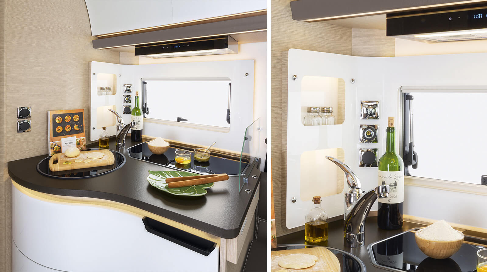 Interior photos RAPIDO Motorhome M96