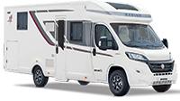 Camping car Rapido 696F